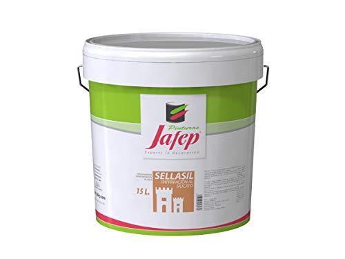 Sellasil Imprimación al silicato Jafep (15 L)
