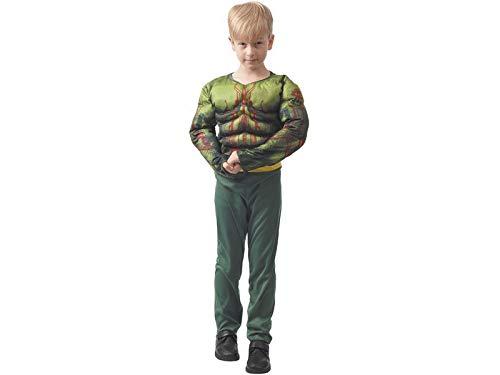 DISONIL Disfraz Hroe Monstruo Verde Nio Talla XL