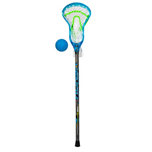 Franklin Sports Mini Pro Style Venom Lacrosse Stick and Ball Set