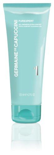 Germaine de Capuccini Extra Comfort - Gel limpiador para piel normal/mixta