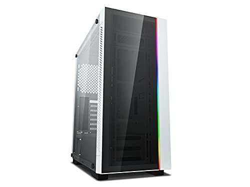 DEEP COOL MATREXX 55 ADD-RGB V3 Bianco, E-ATX Case per PC, Filtro Antipolvere Magnetico sulla Parte...