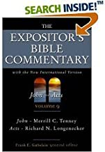 The Expositor's Bible Commentary: Matthew, Mark, Luke (Volume 8) by Frank (Contributors are D. A. Carson, Walter W. Wessel, and Walter L. Liefeld) Gaebelein (1984-08-01)