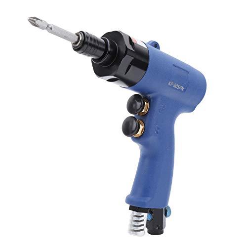 Destornillador eléctrico, destornillador neumático Destornillador inalámbrico con forma de pistola eficiente para la industria ligera para uso doméstico(Boquilla de estilo europeo)