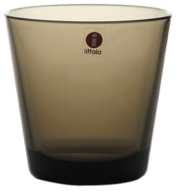 Iittala Kartio 1008606 Verres 21 cl, Lot de 2, Sable
