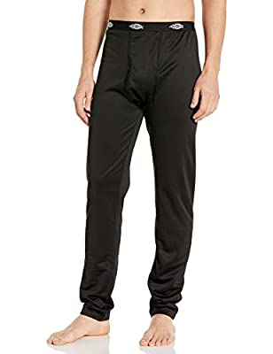 Dickies Men's Heavyweight Performance Fleece Bottom, Black, X-Large
