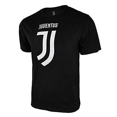 Icon Sports Juventus Logo T-Shirt (Large, Black)