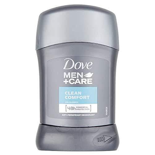 Dove Men Clean Comfort Deo Stick 50 Ml - 50 ml.