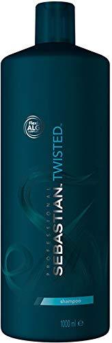 Sebastian Twisted Shampoo Elastic Cleanser For Curls 1000 ml - 1000 ml