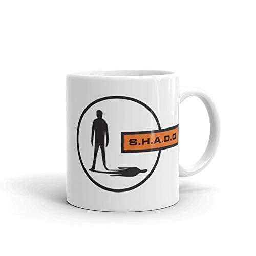 N\A Keramikbecher UFO-Film SciFi-Fernsehserie Ed Straker Gay-Ellis Virginia-Lake Thunderbirds Geschenke Becher Kaffee Tee 11oz
