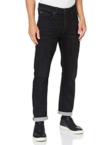 Celio SOKLACK15 Jeans, Black, 42W/34L Mens