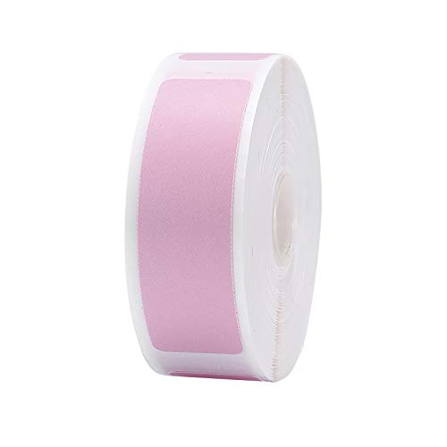 Thermal Adhesive Label Paper Portable Labe, Writer Handheld Thermal Label Printer Wireless,The Best Gifts for Students, Office Workers, Friends, Families. (C, 1pc)