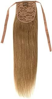 Best human hair clip ponytails Reviews