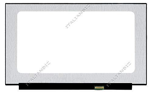 "ITALIANBIZ Schermo 15.6"" FullHD Compatibile con Lenovo IdeaPad 330S-15IKB GTX1050 81GC, IdeaPad 530S-15IKB 81EV, IdeaPad 720S-15IKB 81AC - Solo Display"