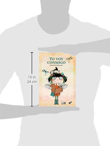 Opiniones del libro YO VOY CONMIGO de Raquel Díaz Reguera