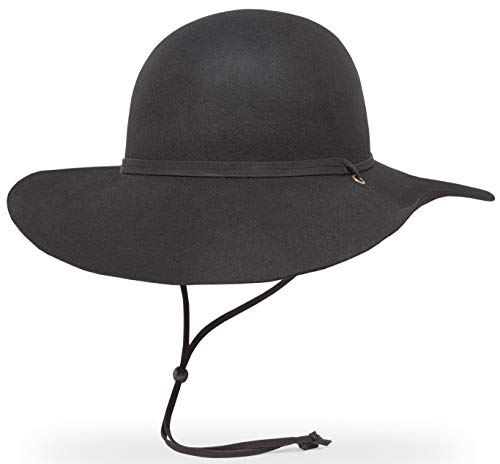 Sunday Afternoons Women's Vivian Hat, Raven, One Size