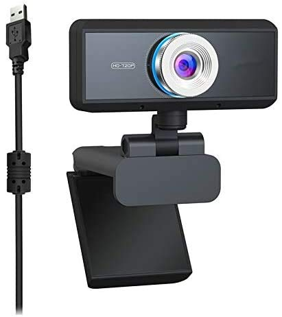 Rfeng webcam USB Web Camera 1080P HD 5MP Computer Camera Webcams Ingebouwde Geluidabsorberende Microfoon Live Video Chat