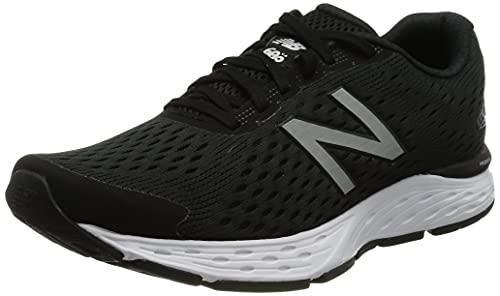 New Balance 680v6, Zapatillas para Correr Hombre, Black, 49 EU