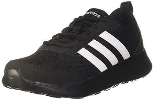 Adidas Men's Hyperon 1.0 M Black A0QM/ White 01F7 Running Shoes-10 UK (45 EU) (10.5 US) (CM4823)