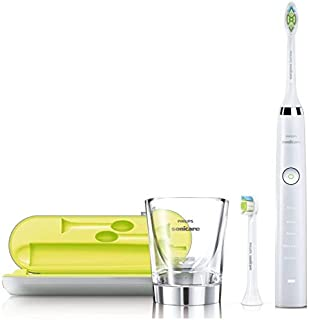 Philips Sonicare DiamondClean Rechargeable Sonic Electric Toothbrush - HX9332/04