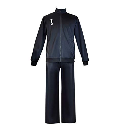 Tanwenling33 Haikyuu Karasuno Chaqueta Pantalones Traje de Cosplay Conjunto Uniforme del Equipo de Voleibol de la Escuela Secundaria