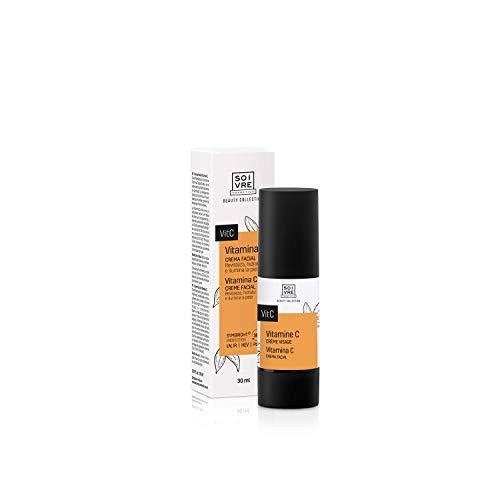 Soivre Cosmetics, Crema diurna facial (Vitamina C) - 30 ml.
