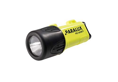 Parat Sicherheitsleuchte (MAX. Leuchtweite 120m, Taschenlampe, bis 8h bei Volllast) Luz de...