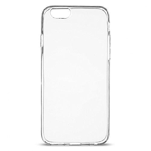 Artwizz 0982-1848 NoCase Schutzhülle für iPhone 8 Plus und 7 Plus - Hülle mit 0.8mm dicke aus elastischem TPU Material - Transparent