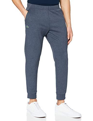 Lacoste XH9559 Pantalones de Vestir, Bituma China/Grafito, L para Hombre