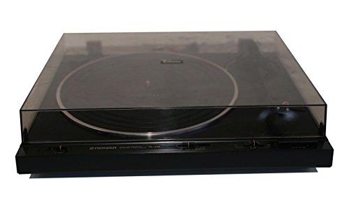 Pioneer PL-335 Plattenspieler in schwarz