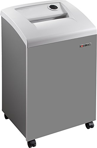 Dahle 50310 Oil-Free Paper Shredder w/Jam Protection, SmartPower, German Engineered, 20 Sheet Max, Security Level P-3, 1-3 Users