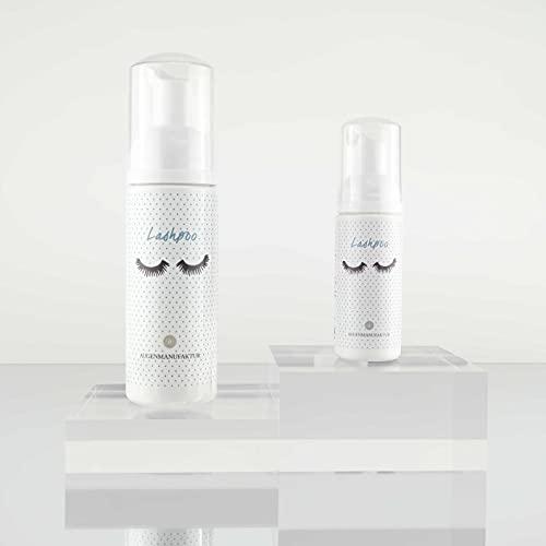 Augenmanufaktur Wimpernshampoo 50 ml für Wimpernverlängerung - Augen Make-Up Entferner