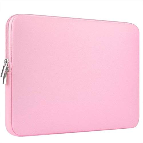 Hülle2go Toshiba Tecra Laptoptasche - Laptop Hülle - Schutzhülle für Laptops - 14 Zoll - Rosa