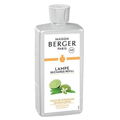 Lampe Berger Raumduft Nachfüllpack Fleur de Citronnier / Zitronenblüte 500 ml