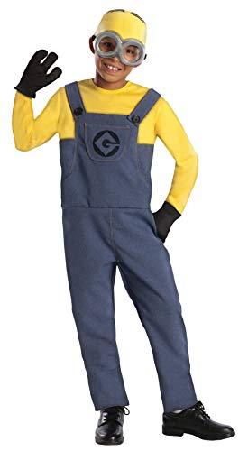Rubie's Costume Bambini Minion Dave Despicable Me 2™,...