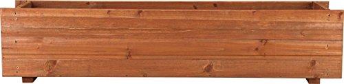 "Pennington Décor Matthews Window Box, 30""/Medium, Heartwood"