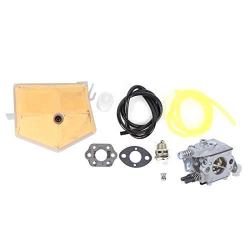 KUIDAMOS Kit de Junta de Filtro de Aire de carburador de Buena Resistencia al Desgaste, Accesorio de Motosierra para Piezas de Motosierra