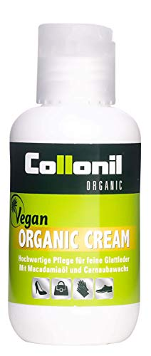 Collonil Organic Cream Schuhcreme farblos, 100 ml