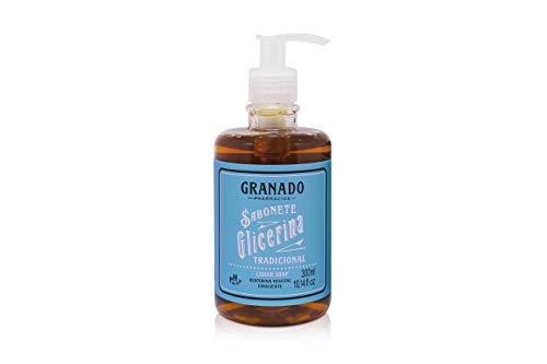Sabonete Líquido Glicerina Tradicional, Granado, 300Ml