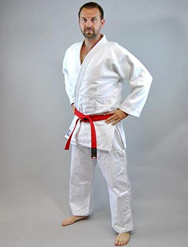 Judo Gi Ultimate II weiß, CVC 800gr....