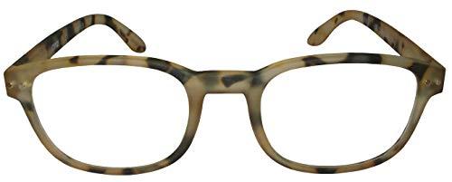 Izipizi leesbril # B + 2,0 Light Tortoise