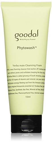 Goodal Phytowash Yerba Mate Cleansing Foam