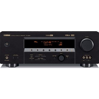 Yamaha HTR-5835 Audio Video Receiver Natural Sound (Discontinued)