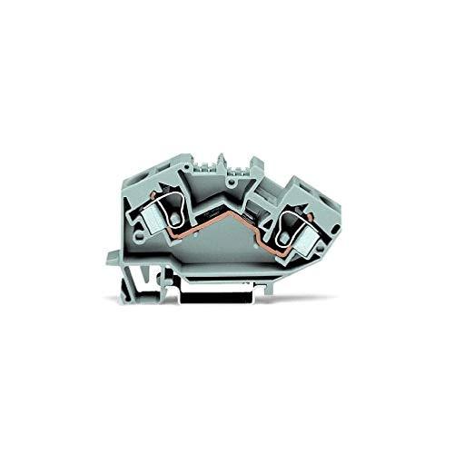 Preisvergleich Produktbild Wago 2-Leiter Durchgangsklemme 10 qmm,  784-601