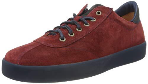 Think! Herren Joeking_3-000054 Nachhaltiger Sneaker, Rot 3000 Rost Kombi, 40.5...