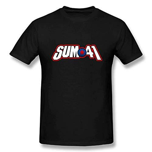 Magliette da Uomo Sum 41 Fashion T-Shirt for Men L