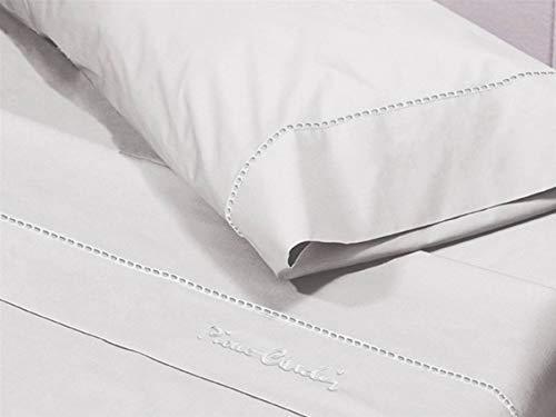 Pierre Cardin Bettwäsche Arcadia 160-Farbe weiß, Baumwolle, Bett 160 cm