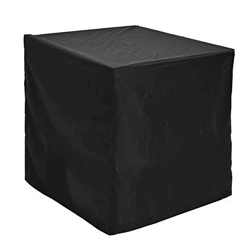 PRETTYLE Quadratische Tischabdeckung Gartenmöbel Abdeckungen Grills Wasserdichte Schutzhülle Outdoor Möbel Sets Rechteckige Tischabdeckung