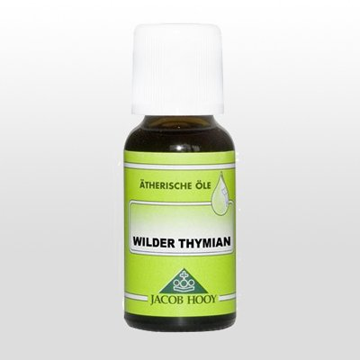 Jacob Hooy Wilder Thymian 20ml, ätherisches Öl