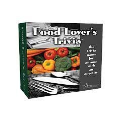 Reveal Entertainment Food Lovers Trivia Game by Reveal Entertainment, Inc.
