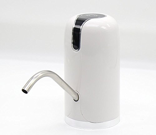 Mix Cart Auto Electric Gallon Bottle Drink Water Pump Dispenser USB Rechargeable Wireless with Multi Colour